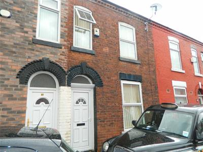 Allingham Street,  Longsight,